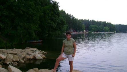 Озеро Еловое. Рыбачим и оздоровляемся
