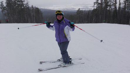 Как научиться кататься на горных лыжах. Из моего личного опыта