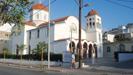 Мои впечатления от церквей,  монастырей Крита и Санторини
